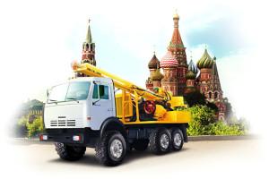 Бурение скважин в Москве и во всех городах Московской области