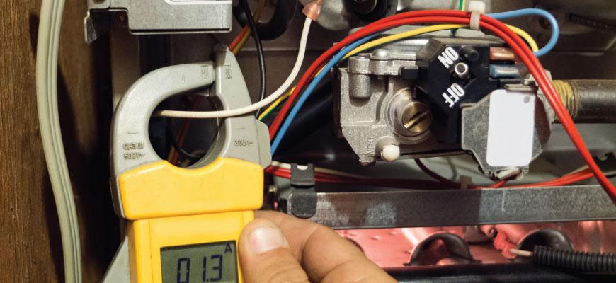 Замена реле давления, ремонт электрики водоснабжения