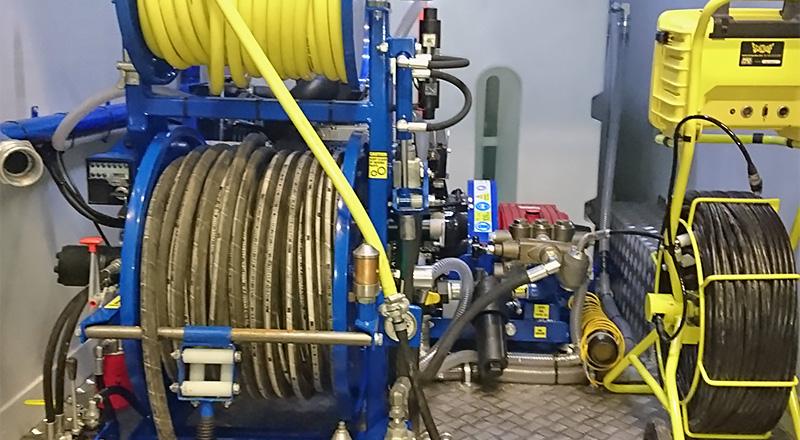 Чистка и ремонт абиссинских скважин