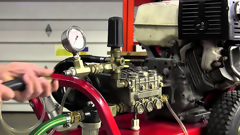 Чистка и ремонт артезианских скважин