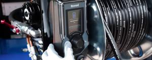 Бесплатная промывка источника гидродинамической установкой высокого давления