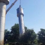 Уход за водонапорными башнями