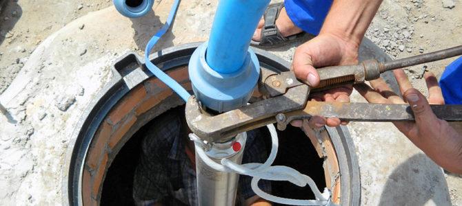 Профессиональный ремонт и обслуживание артезианских скважин