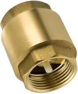 Установка обратного клапана на скважинный насос